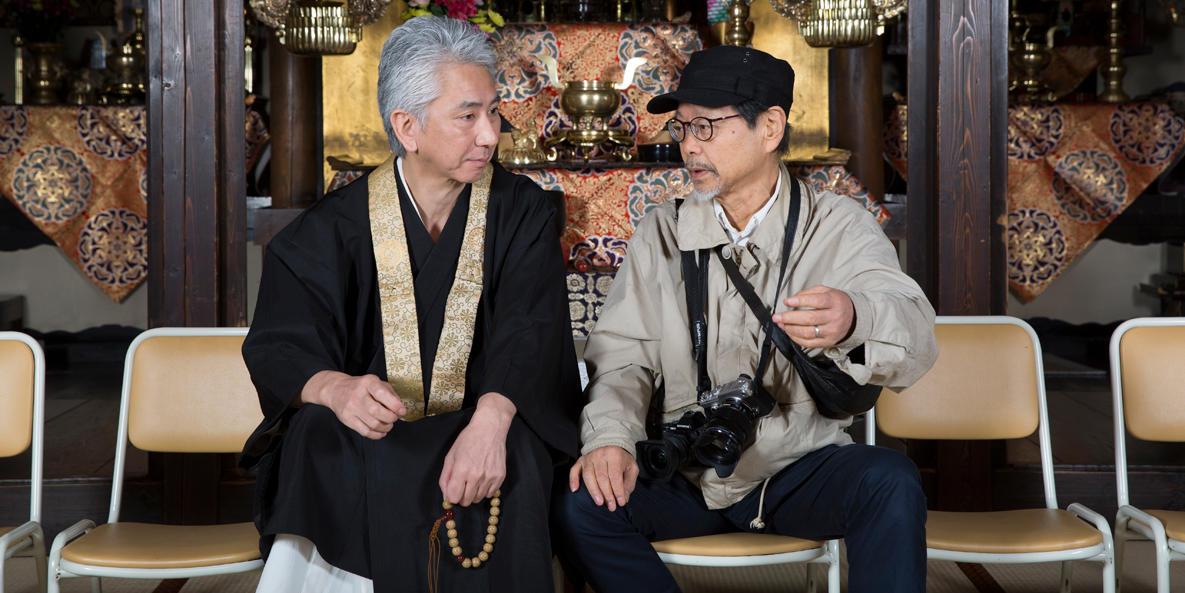 写真・石黒健治+言葉・河上朋弘 『アミタ-ひかりといのち-』展