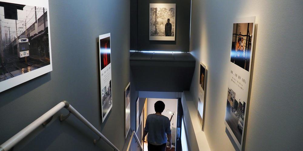 琳空館2階『アミタ』パネルインスタレーション常設展